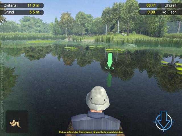 скачать игру про рыбалку на пк